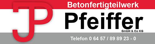 Betonwerk Pfeiffer GmbH & Co. KG